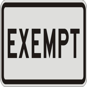 How to get a mandate exemption